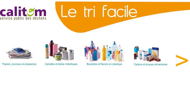 Calendrier Collecte Calitom.Dechets Menagers Cdc4b Collectivite Sud Charente Des