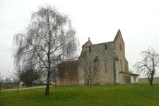 Eglise de SAINT-AULAIS