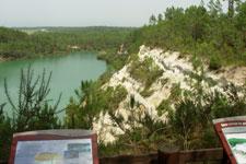 L'étang de TOUVERAC